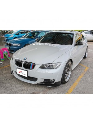 Сплитер-добавка за предна M броня BMW E92