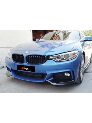 Сплитер-добавка за предна M броня BMW f32 и f36