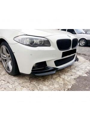 Лип спойлер (добавка) за предна М броня (BMW F10)